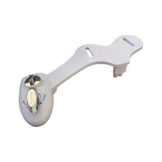 Wc Mit Dusche bidet aufsatz adapter wc dusche intimpflege 3000 premium taharet ta